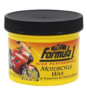 Formula 1 Motorcycle Wax (115g)