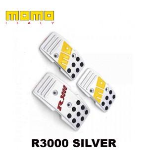 MOMO R3000 Aluminum Slip-proof Racing Car Pedal MT-ITALY