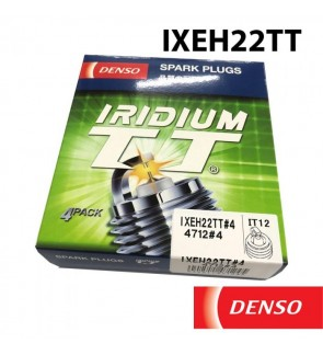 Denso IXEH22TT Iridium TT Spark Plug - Perodua Myvi 18+