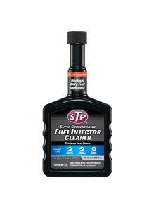 STP® SUPER CONCENTRATED FUEL INJECTOR CLEANER-12OZ