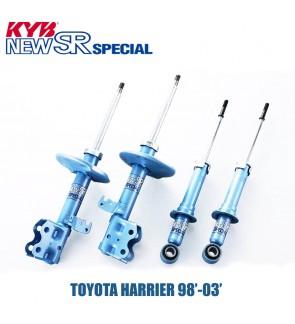 TOYOTA HARRIER 98-03 KYB NEW SR HIGH PERFORMANCE SHOCK ABSORBER