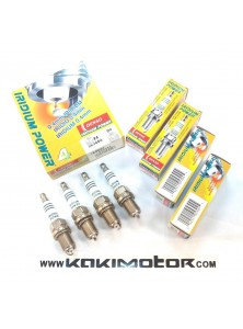 Denso Iridium IT22 (4pcs) + Arospeed Plug Cable (Campro)
