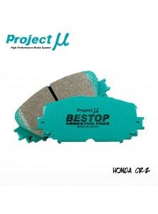 PMU Bestop Front Brake Pad F338 - Honda CR-Z ZF1 ZF2
