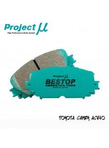 PMU Bestop Front Brake Pad F148 - Toyota Camry ACV40