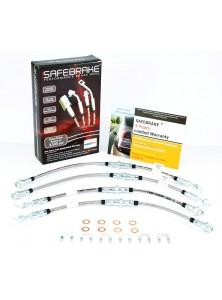 Safebrake Brake Hose Kit - Proton Satria Neo 1.6