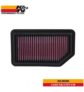 K&N 33-3030 - Honda City GM6 / Jazz GK 14+