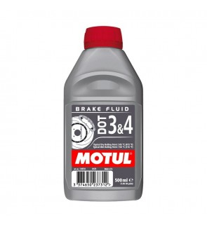 Motul DOT 4 Brake Fluid (500ml)
