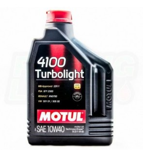 Motul 4100 Turbolight 10W40 (2L)