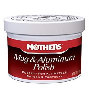 Mothers Mag & Aluminum Polish (5oz)