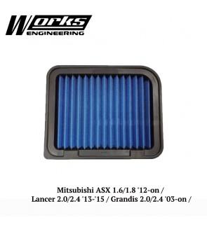 Works Air Filter Mitsubishi ASX / Lancer GT 2.0 2.4