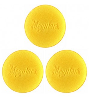 "Meguiar's® Foam Applicator 4-1/2"", W0004, 3 Pack"