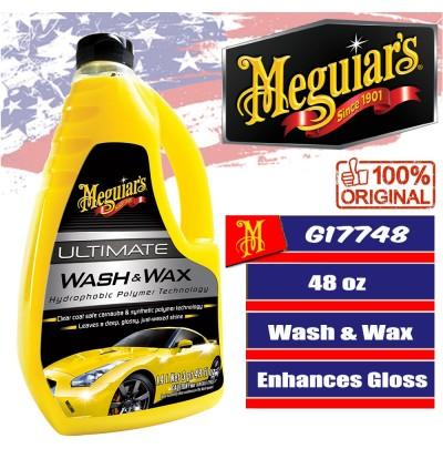 Meguiar's® Ultimate Wash & Wax, G17748, 48 oz., Liquid