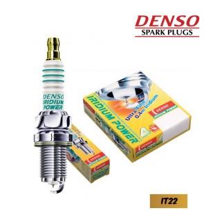 DENSO IRIDIUM POWER SPARK PLUG IT22 CAMPRO ENGINE (4PCS)