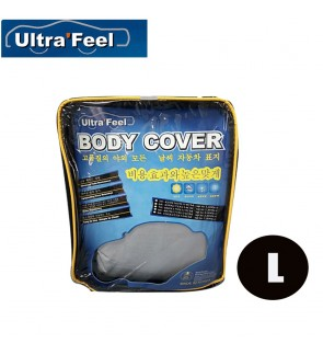 Ultrafeel Car Body Cover - Wira & Similar Vehicle (Size L)
