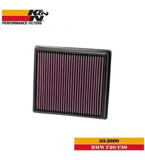 K&N 33-2990 Air Filter - BMW F20 F30