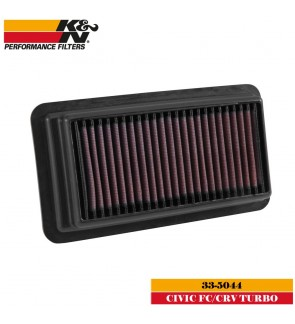 K&N 33-5044 Air Filter - Honda Civic FC / CR-V 1.5 Turbo 17+