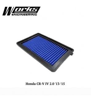 Works Engineering Air Filter - Honda CR-V IV 2.0 13-15