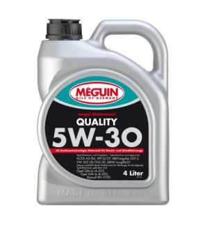 Meguin Megol Motorenoel Quality SAE 5W30 (4L)