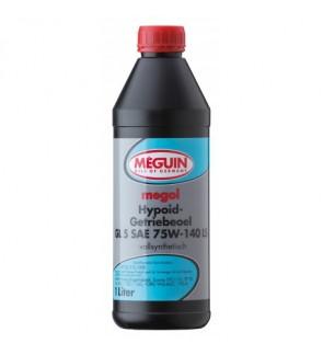 Meguin Megol Hypoid-Getriebeoel GL5 SAE (1L) 75W140 LS