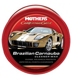 Mothers California Gold Pure Brazilian Carnauba Wax