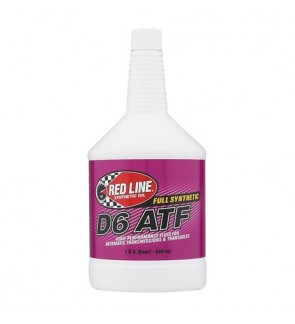 Red Line D6 ATF (946ml)