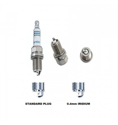 Denso IK20 Iridium Spark Plug (4pcs)