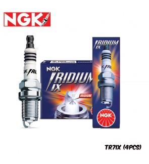 NGK Iridium IX TR7IX Spark Plug-Campro Engine